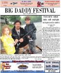 Big Daddy Festival, page B01