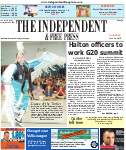 Independent & Free Press (Georgetown, ON), 24 Jun 2010