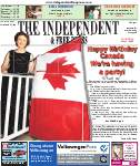 Independent & Free Press (Georgetown, ON), 1 Jul 2010