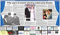 GLT 50th Anniversary, page GLT02 and 03