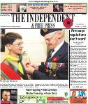 Independent & Free Press (Georgetown, ON), 11 Nov 2010