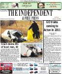 Independent & Free Press (Georgetown, ON), 16 Nov 2010