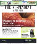 Independent & Free Press (Georgetown, ON), 25 Nov 2010