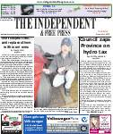 Independent & Free Press (Georgetown, ON), 2 Dec 2010
