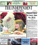 Independent & Free Press (Georgetown, ON), 7 Dec 2010