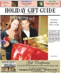 Holiday Gift Guide, page GG01