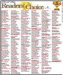 Readers' Choice, page RC19