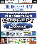 Independent & Free Press (Georgetown, ON), 13 Oct 2011