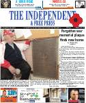 IndependentFree Press (Georgetown, ON), 10 Nov 2011