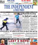 Independent & Free Press (Georgetown, ON), 2 Feb 2012