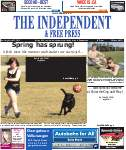 Independent & Free Press (Georgetown, ON), 22 Mar 2012