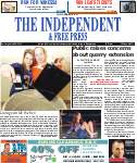 Independent & Free Press (Georgetown, ON), 29 Mar 2012