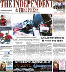Independent & Free Press (Georgetown, ON), 18 Feb 2016