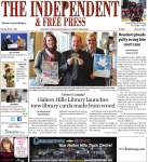 Independent & Free Press (Georgetown, ON), 3 Mar 2016