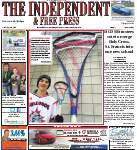 Independent & Free Press (Georgetown, ON), 21 Apr 2016