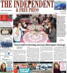 Independent & Free Press (Georgetown, ON), 12 May 2016