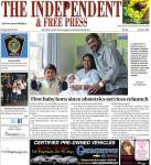 Independent & Free Press (Georgetown, ON), 28 Apr 2016