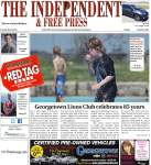 Independent & Free Press (Georgetown, ON), 26 May 2016