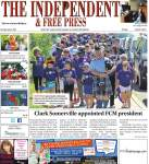 Independent & Free Press (Georgetown, ON), 9 Jun 2016