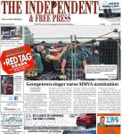 Independent & Free Press (Georgetown, ON), 16 Jun 2016