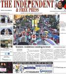 Independent & Free Press (Georgetown, ON), 1 Sep 2016
