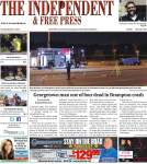Independent & Free Press (Georgetown, ON), 13 Oct 2016