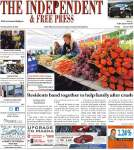 Independent & Free Press (Georgetown, ON), 20 Oct 2016