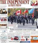 Independent & Free Press (Georgetown, ON), 17 Nov 2016
