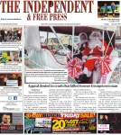Independent & Free Press (Georgetown, ON), 24 Nov 2016