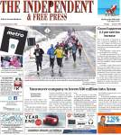 Independent & Free Press (Georgetown, ON), 15 Dec 2016