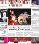 Independent & Free Press (Georgetown, ON), 22 Dec 2016