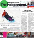 Independent & Free Press (Georgetown, ON), 16 Mar 2017
