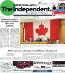 Independent & Free Press (Georgetown, ON), 18 May 2017