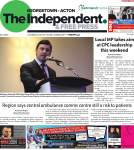 Independent & Free Press (Georgetown, ON), 25 May 2017