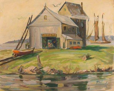 Untitled (Wharf)