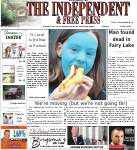 Independent & Free Press (Georgetown, ON), 15 Aug 2013