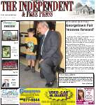 Independent & Free Press (Georgetown, ON), 5 Sep 2013