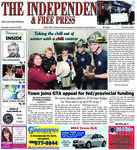 Independent & Free Press (Georgetown, ON), 23 Jan 2014