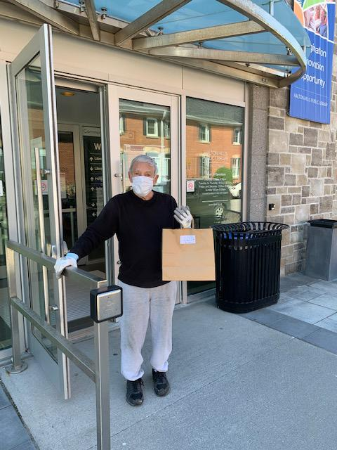 Halton Hills Public Library Curbside Pickup Service