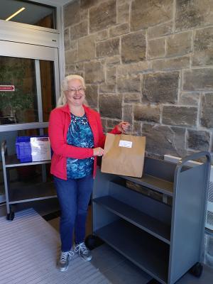 Halton Hills Public Library Curbside Pickup Serivce