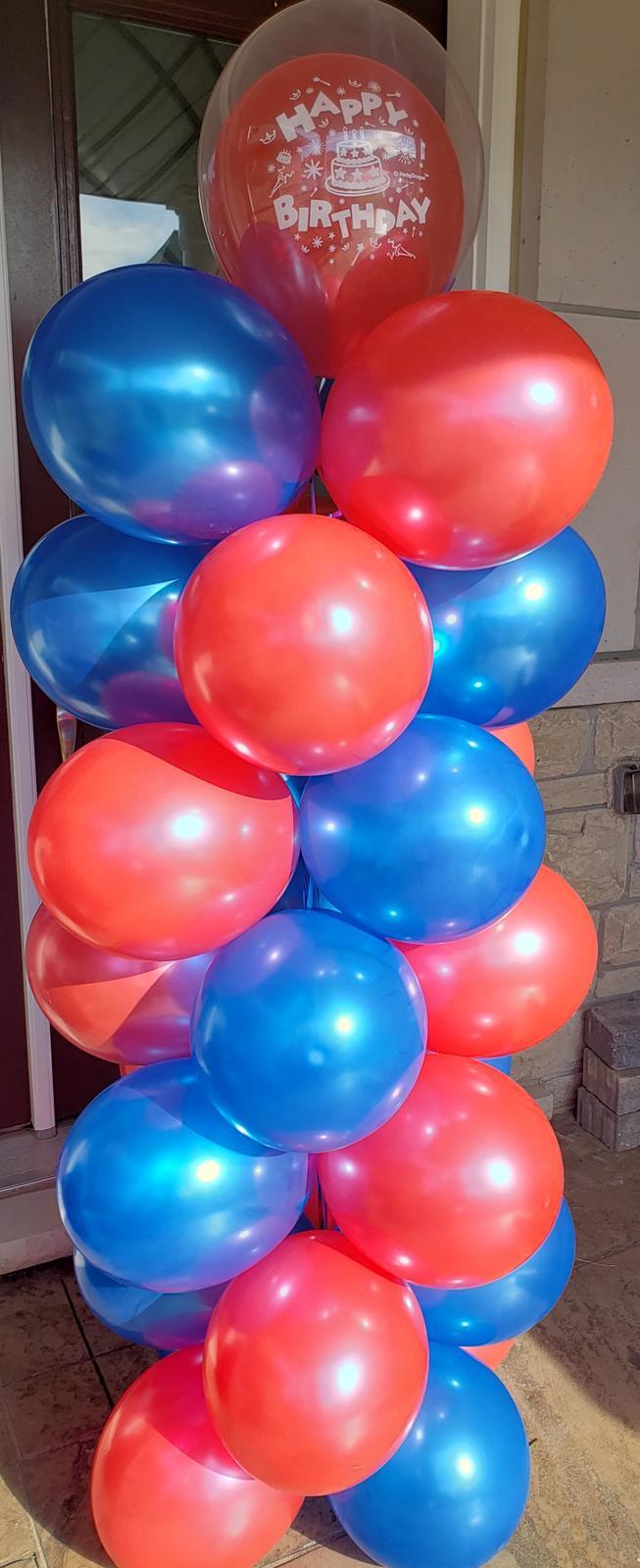 Balloons bring big beams!