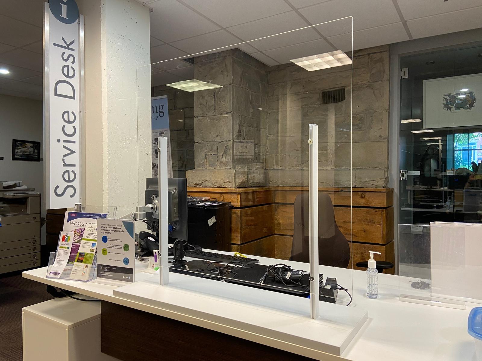 Service Desks at HHPL