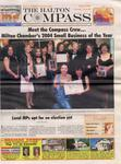 Meet the Compass Crew...Milton Chamber's 2004 Small Business of the Year