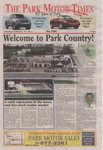 The Park Motor Times, page 1