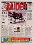Raider Playoff Review, page 1
