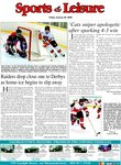 Raiders drop close one to Derbys as home-ice begins to slip away