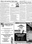 Letter to the editor...Hornby resident pleased with work of town council