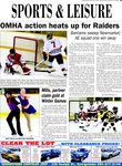 OMHA action heats up for Raiders:  Bantams sweep Newmarket; AE squad one win away