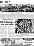 Building Memories.  GDHS launches new campaign. Class of 1945-6. Do you know us?