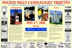 HALTON HILLS CANDLELIGHT TRIBUTES:  In Honour of those who Served in the cause of Peace and Freedom